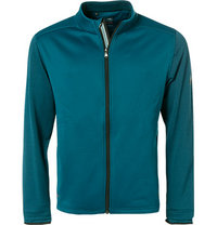 adidas Golf Jacke petrol night