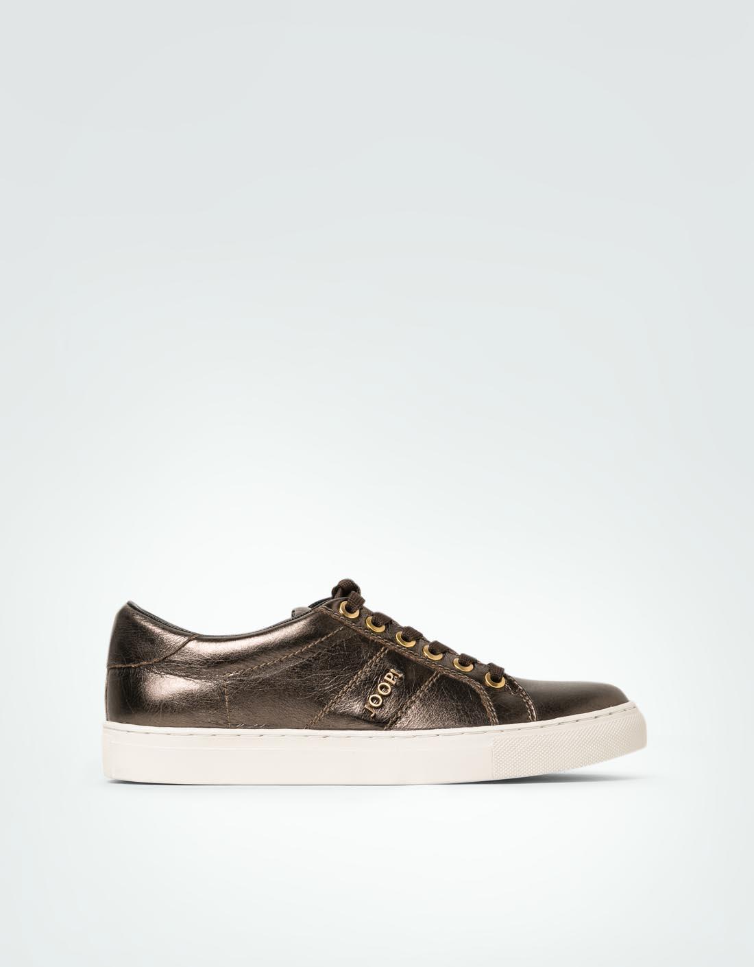 online retailer fashion styles speical offer JOOP! Damen Sneaker Coralie s im Metallic-Look empfohlen von ...