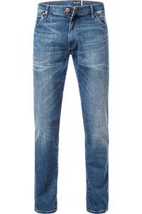 Wrangler Jeans Larston Slim T. green