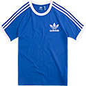 adidas ORIGINALS T-Shirt blue BQ7552