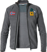 NAPAPIJRI Sweatjacke dark grey