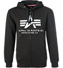 ALPHA INDUSTRIES Zip Hoodie Basic 178325/03