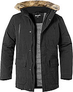 Wrangler Parka black W4699xu01 Must-Have Highlight 9976