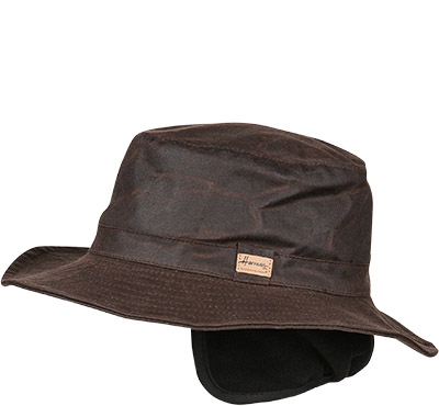 Herman Hut Rain Eurico/brown