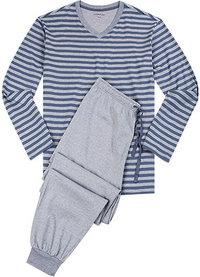 Seidensticker Schlafanzug lang