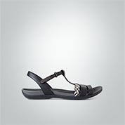 Clarks Tealite Grace black leather 26124583D