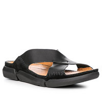 Clarks Trisand Cross black leather