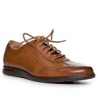 Clarks Vennor Vibe tan leather