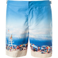 Orlebar Brown Badeshorts skyblue