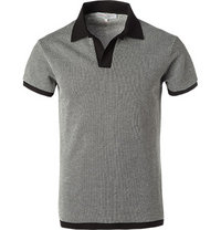 Orlebar Brown Polo-Shirt grey-charcoal