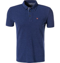 NAPAPIJRI Polo-Shirt blue depths