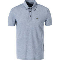 NAPAPIJRI Polo-Shirt light blue