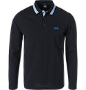 HUGO BOSS Polo-Shirt Plisy 50277358/001