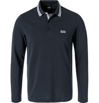 HUGO BOSS Polo-Shirt Plisy