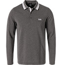HUGO BOSS Polo-Shirt Plisy 50277358/031