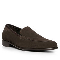 Prime Shoes Loafer Ocean/Suede/testa di moro