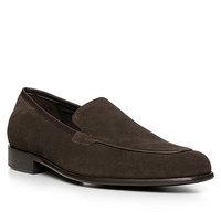 Prime Shoes Loafer Ocean/Suede/testa di moro