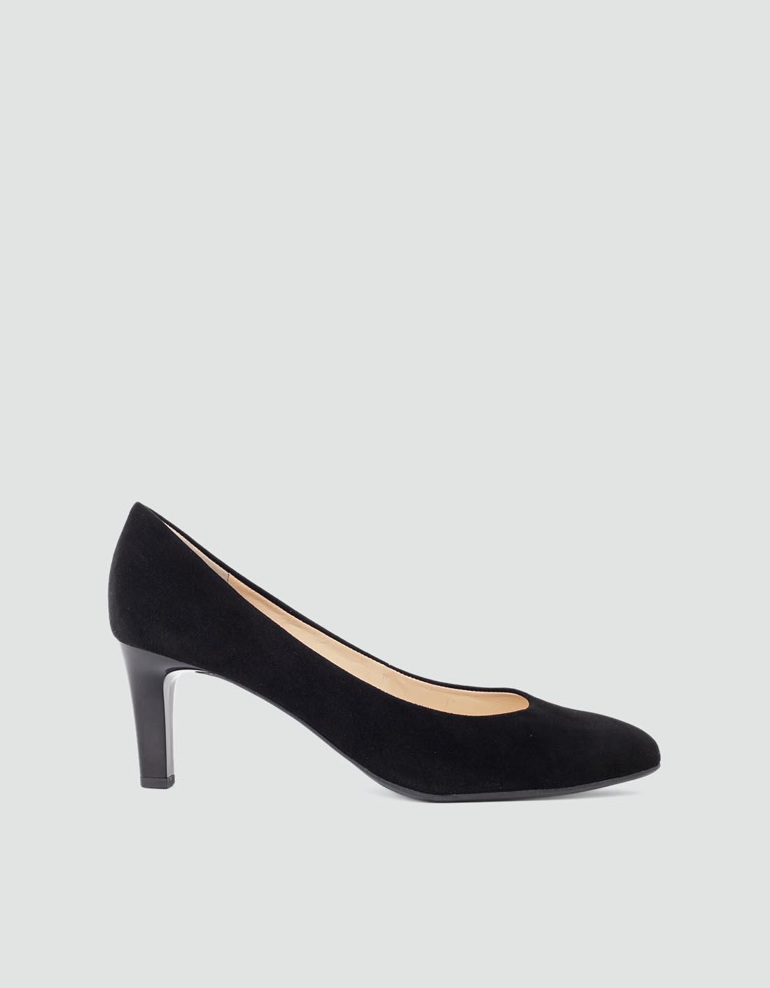 34a177645e41 högl Damen Schuhe Pumps mit Glanzabsatz schwarz Verkaufsschlager XI5VPn3w