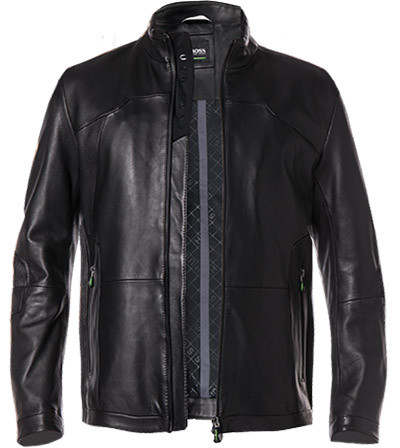 HUGO BOSS Lederjacke Joulon 50378405/001