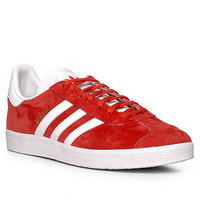 adidas ORIGINALS Gazelle scarle white S76228