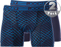 Jockey Boxer Trunks 2er Pack 19903928/489