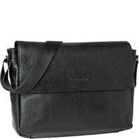 bugatti Citta Messengerbag schwarz