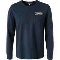 Wrangler T-Shirt dunkelblau