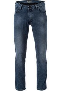 Wrangler Jeans Larston jeansblau