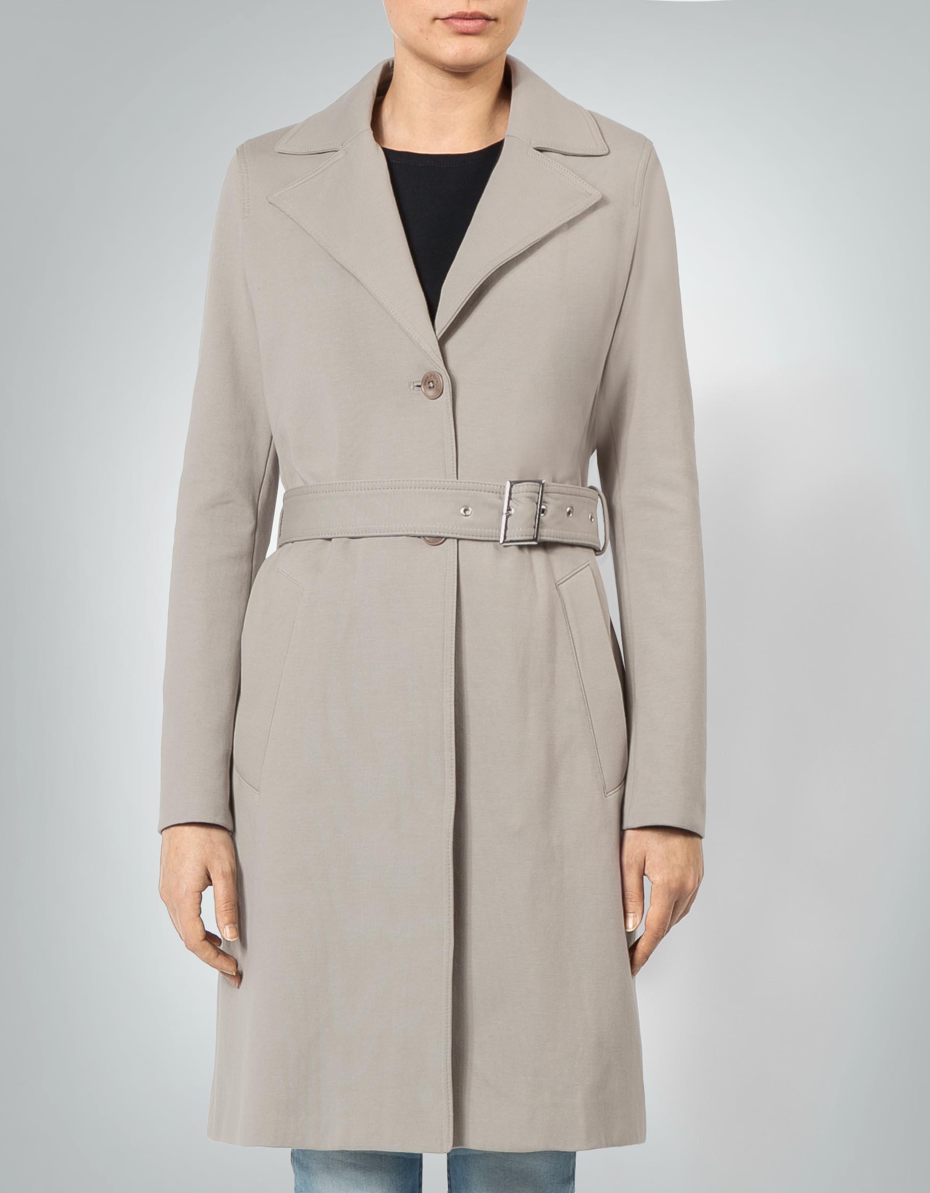 designer fashion ce96d 499c2 Marc O'Polo Damen Mantel Trenchcoat aus Heavy Jersey ...