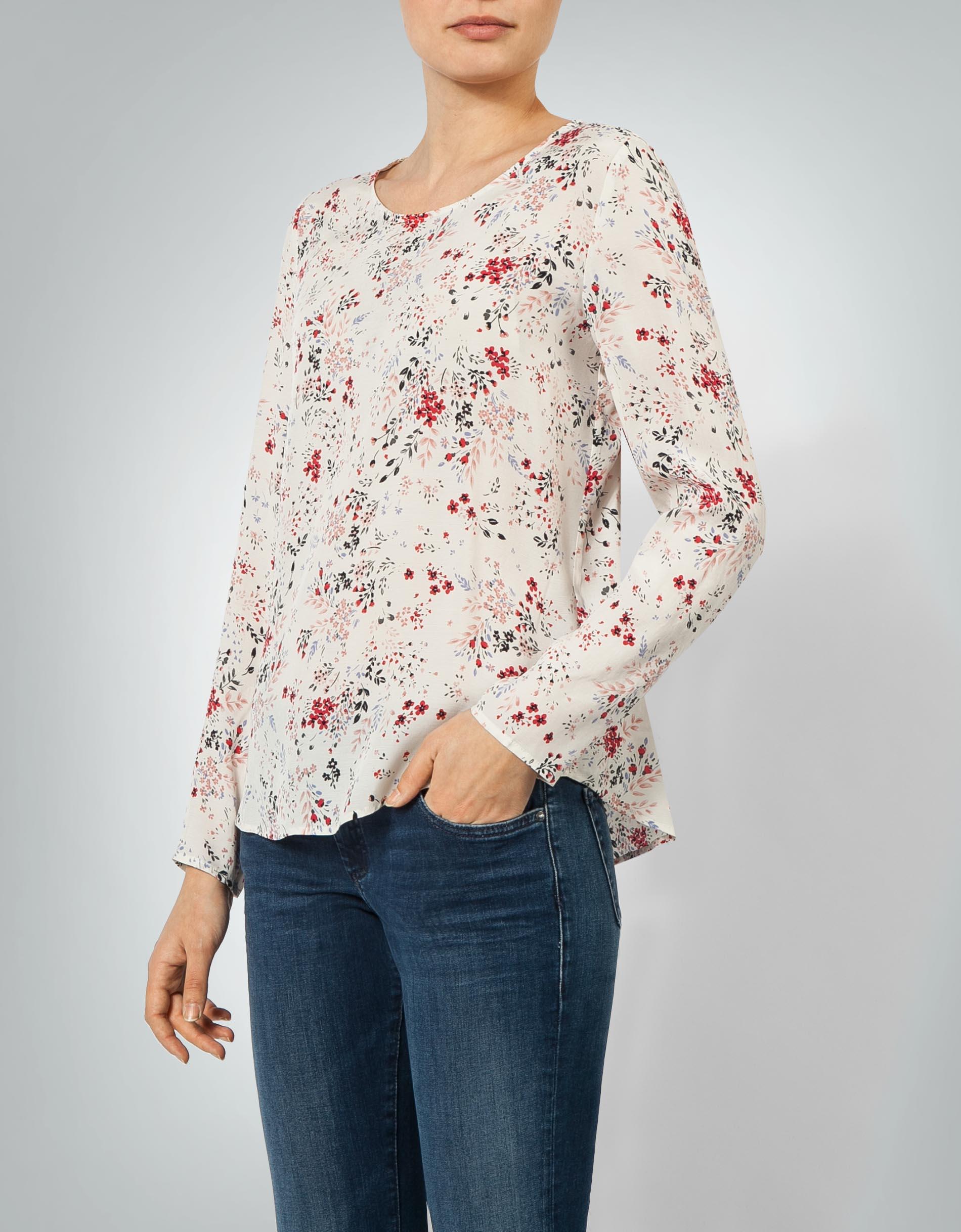 Marc O'Polo Damen Pullover mit Blumenapplikation empfohlen