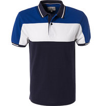 Aigle Polo-Shirt Lari blau
