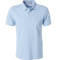 Aigle Polo-Shirt Esterone hellblau