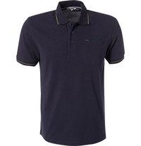 Aigle Polo-Shirt Trigan dunkelblau