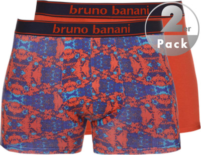 bruno banani Shorts 2erPack Stained 2201-1861/2388