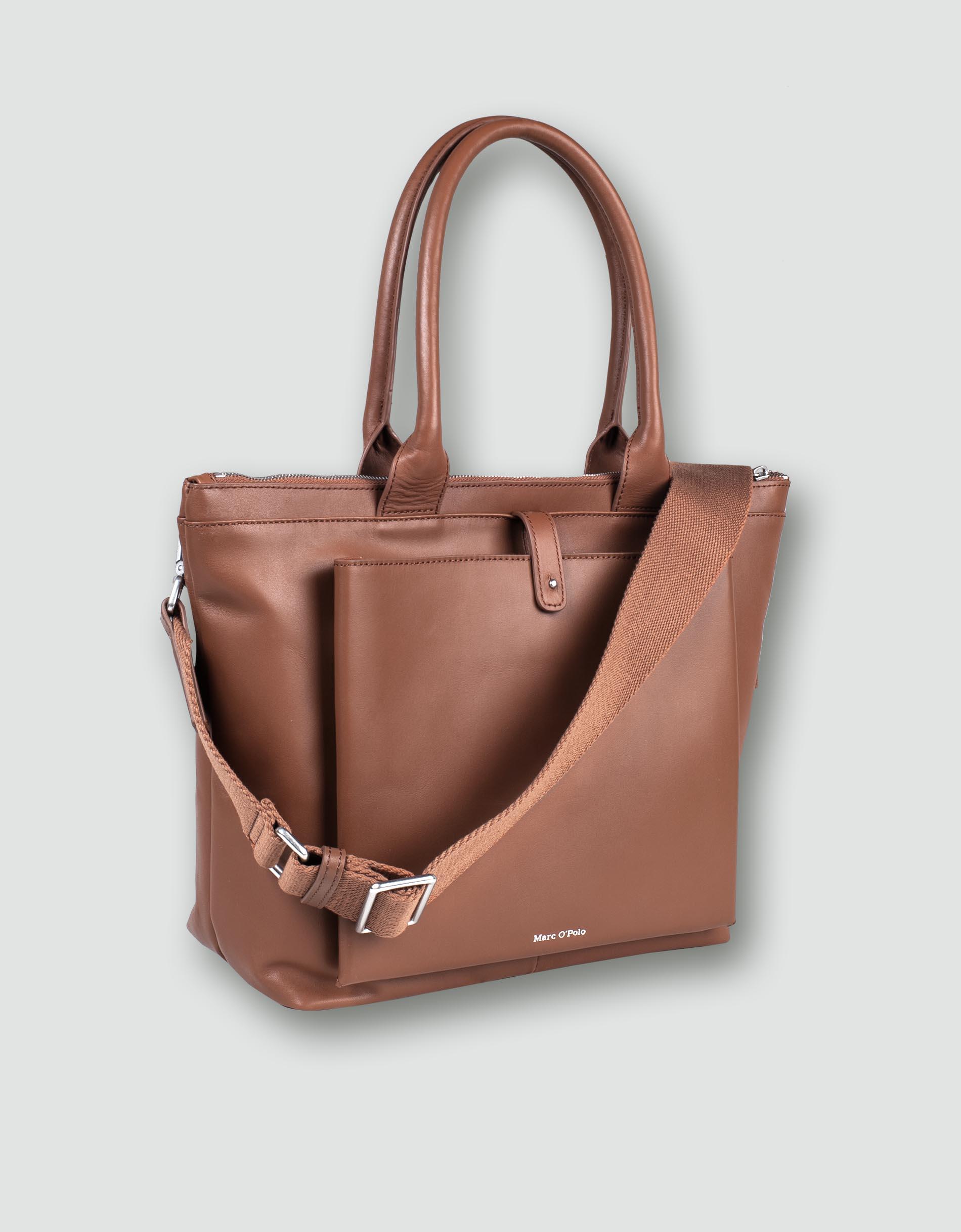 79e3c8e2aefe6 Marc O Polo Damen Tasche Hand mit Kontrastgurt empfohlen von Deinen ...