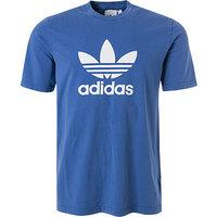 adidas ORIGINALS T-Shirt blau