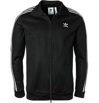 adidas ORIGINALS Sweatjacke schwarz
