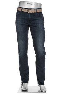 Alberto Regular Slim Fit Stone