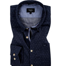 Pepe Jeans Hemd Cube