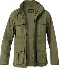Barbour Jacke Crole green