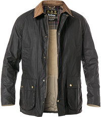 Barbour Jacke Ashby dark olive