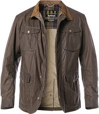 Barbour Jacke Ogston brown