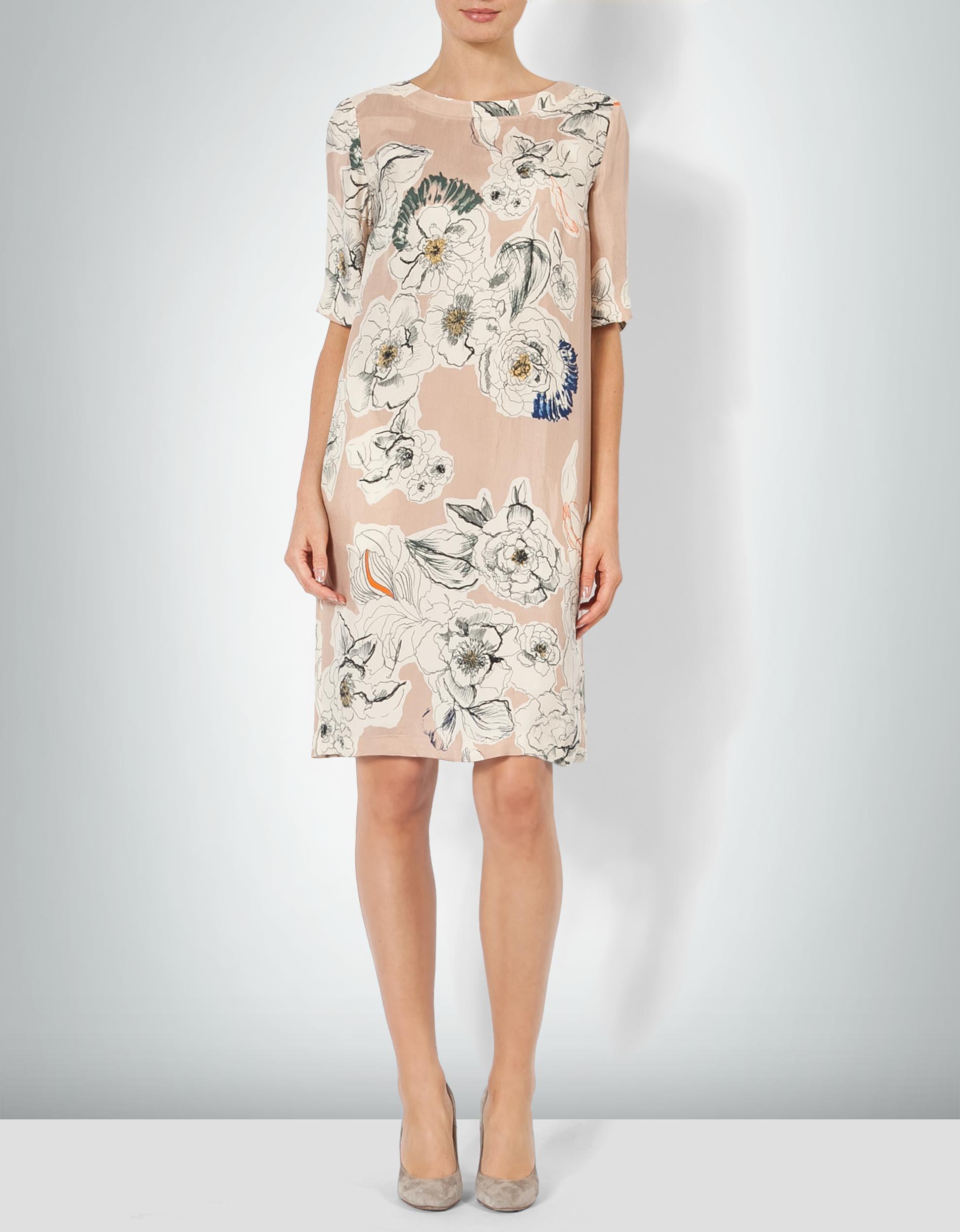 premium selection f812d 13747 Marc O'Polo Damen Kleid mit Blumenmuster empfohlen von ...
