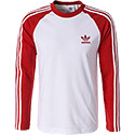 adidas ORIGINALS T-Shirt rot CW1231
