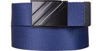 adidas Golf Gürtel blau