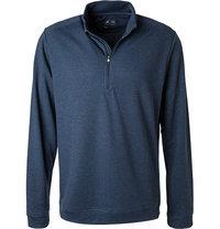 adidas Golf Pullover blau