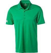 adidas Golf Polo-Shirt grün