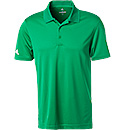 adidas Golf Polo-Shirt grün CF9351