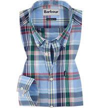 Barbour Hemd Jeff blue