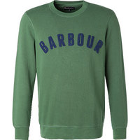 Barbour Pullover racing green